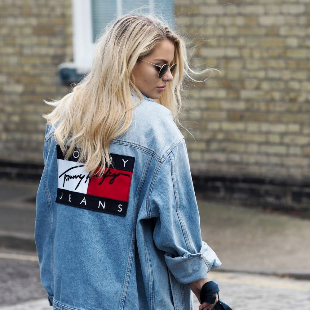 The Busy Girl's Guide To Oversized Denim