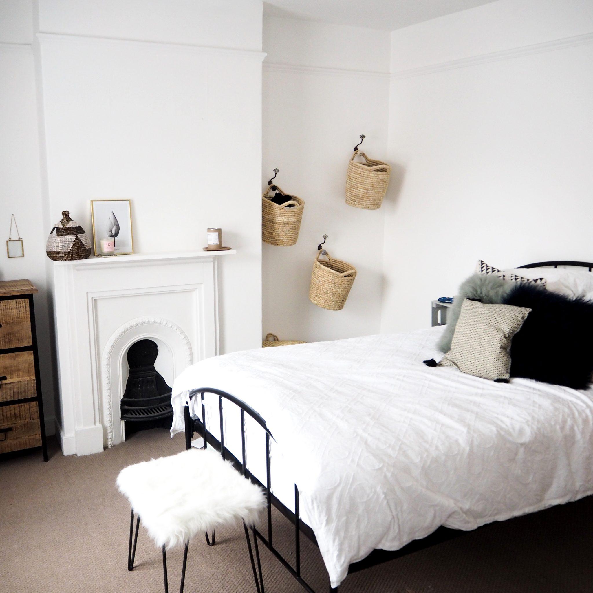 The Little Plum West Elm Bedroom Interior