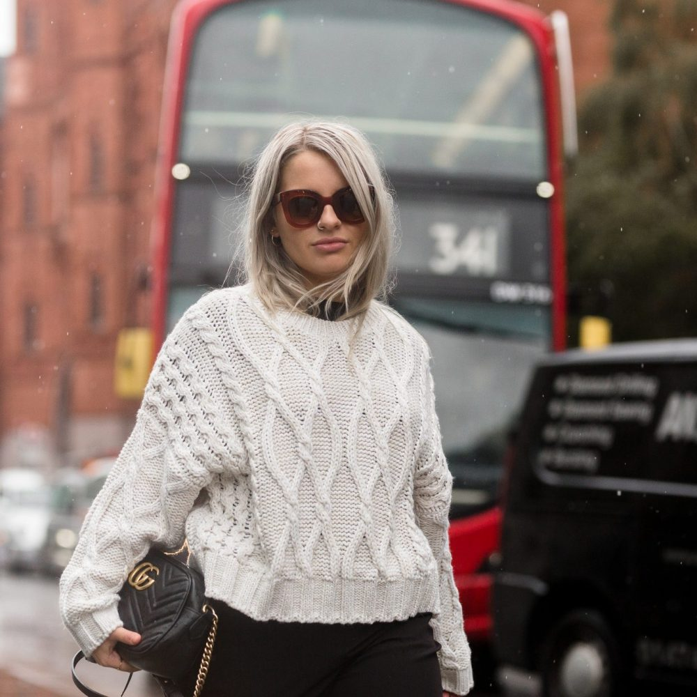 3 Scenarios in Which A Chunky Knit Could Save Your A$$