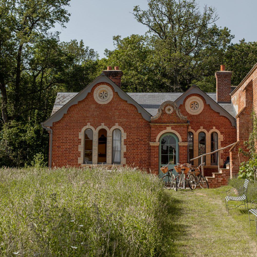 Wilderness Reserve Suffolk: Garden Cottage